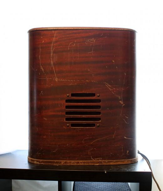 Solovox speaker