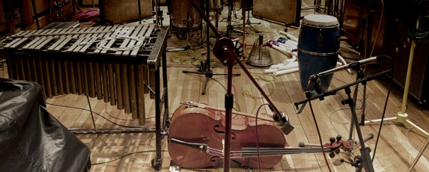 Imogen Heap Recording Session