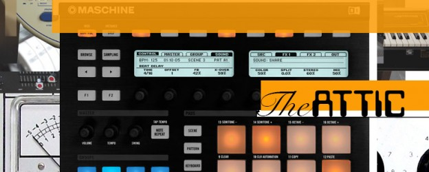 Maschine-attic-headers