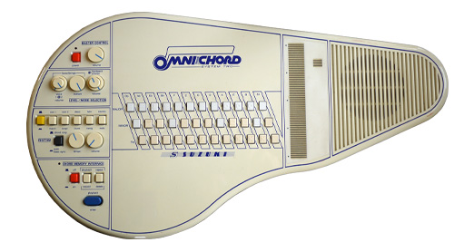 The Suzuki Omnichord