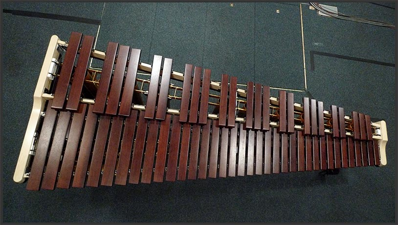 Grand Marimba Sampled Marimba Instrument For Kontakt