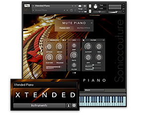 Xtended Piano