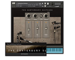 The Canterbury Suitcase