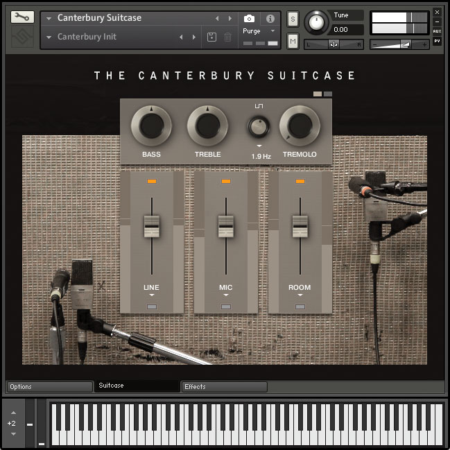 The Canterbury Suitcase | Soniccouture