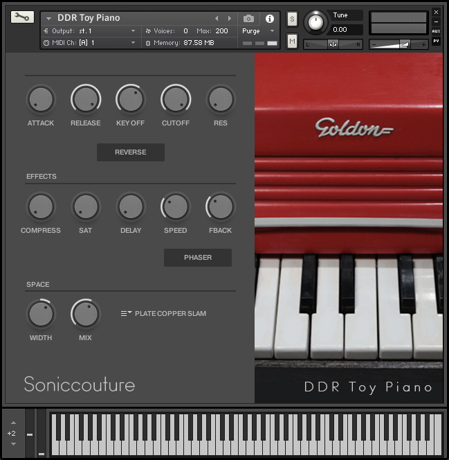 Toy Pianos | Soniccouture