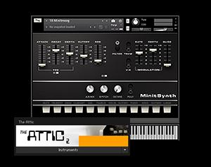 Professional Sample Instruments for Kontakt & Ableton Live