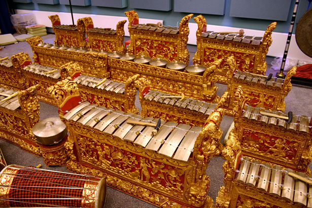 Image result for balinese gamelan