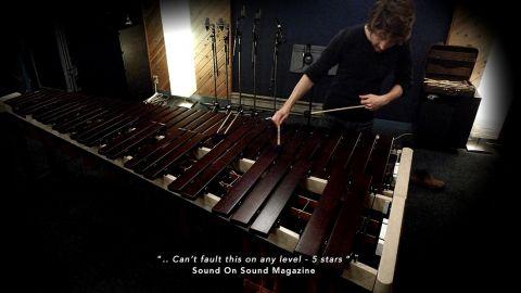 Grand Marimba | Sampled Marimba Instrument For Kontakt