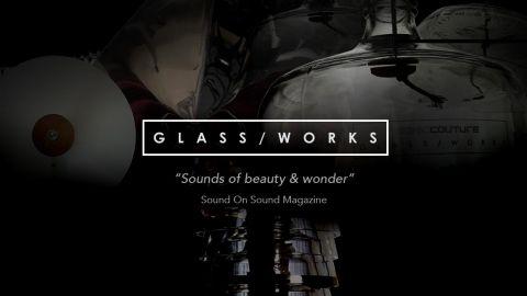 Glass Works | Cristal Baschet + Glass Armonica Instrument