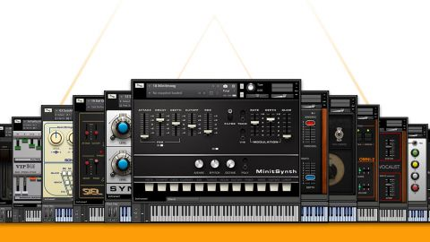Professional Sample Instruments for Kontakt & Ableton Live